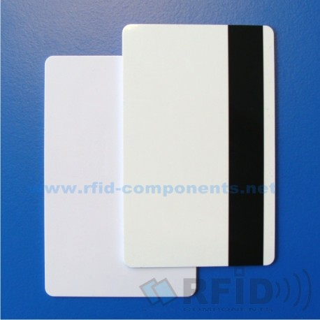 Magnetic Stripe Card HiCo 650 Oe