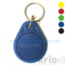RFID Kľúčenka NXP Hitag 2 - model2